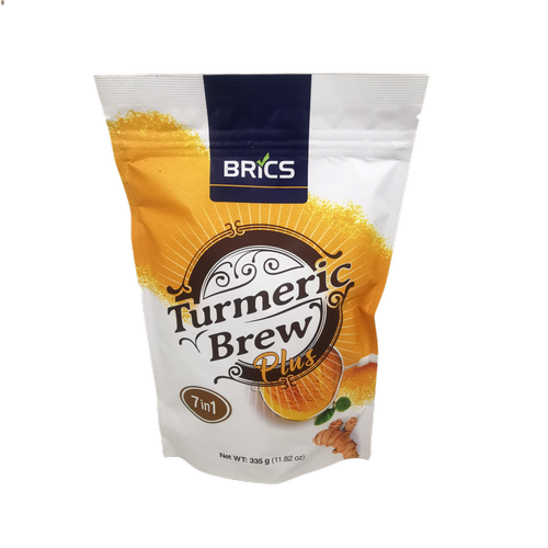 Brics 7 in 1 Turmeric Brew Plus 335g