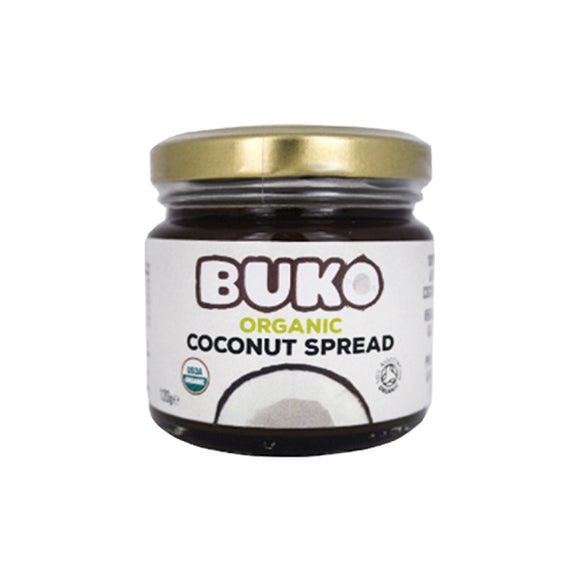 Buko Organic Coconut Spread 120g - Foodsource PH