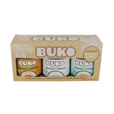 Buko Organic Coconut Spread Variety Pack - Foodsource PH