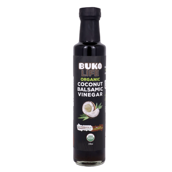 Buko Organic Coconut Balsamic Vinegar 270ml