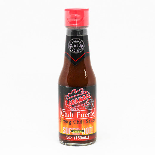Caramba Chili Fuerte (Strong Chili Sauce) Hot Sauce 150ml - Foodsource PH