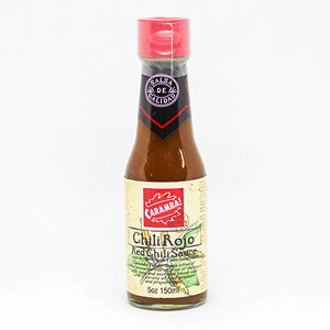 Caramba Chil Rojo (Red Chili Sauce) Hot Sauce 150ml - Foodsource PH