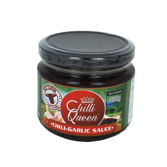 Chilli Queen Chili-Garlic Sauce (Beef Flavor) 330g