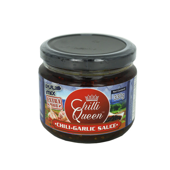 Chilli Queen Chili-Garlic Sauce (Pulis Mix - Extra Hot) 330g