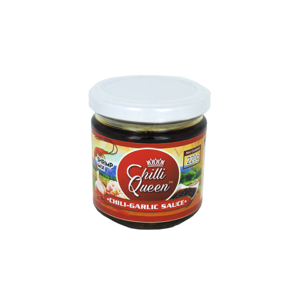 Chilli Queen Chili-Garlic Sauce (Shrimp Mix) 200g