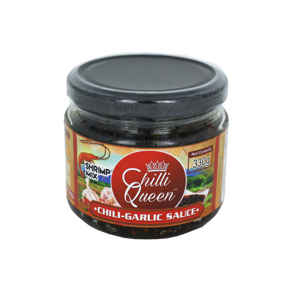 Chilli Queen Chili-Garlic Sauce (Shrimp Mix) 330g