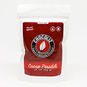 Chocoliz-Cacao Powder 200g