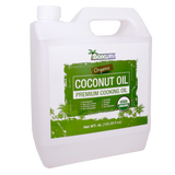 Cocoplus Organic Coconut Cooking Oil (RBD) 4 liters
