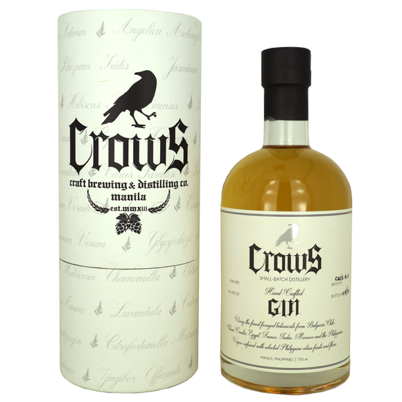 Crows Barrel Reserve Gin 750ml