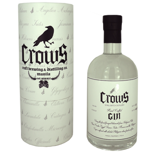 Crows Crows Gin 750ml - Foodsource PH