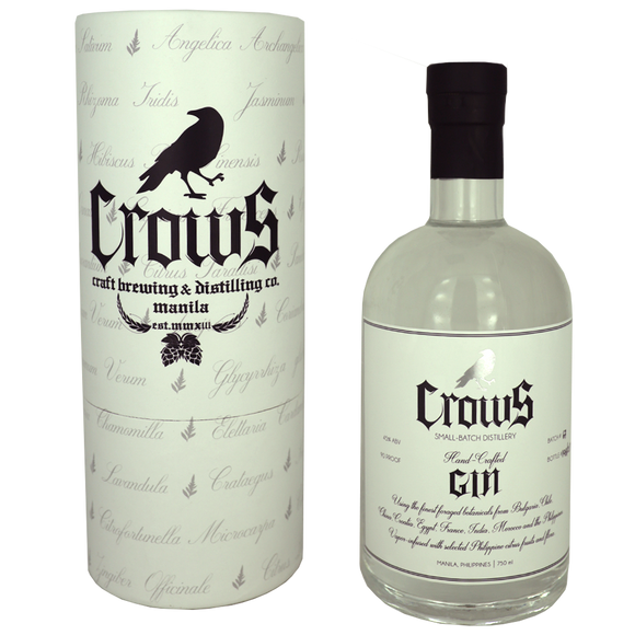 Crows Crows Gin 750ml