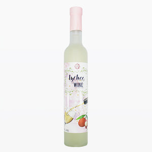 Dielle's Lychee Honey Wine 375ml