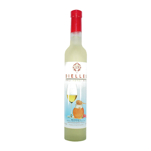 Dielle's Chili Honey Wine 375ml