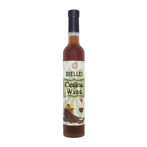 Dielle's Coffee Honey Wine 375ml - Foodsource PH