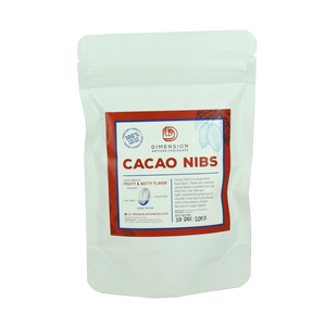 Dimension Artisan Chocolate Cacao Nibs 200g - Foodsource PH