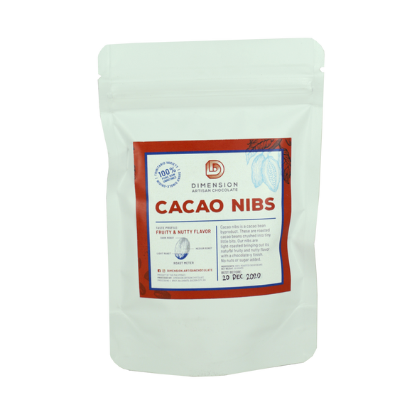 Dimension Artisan Chocolate Cacao Nibs 200g