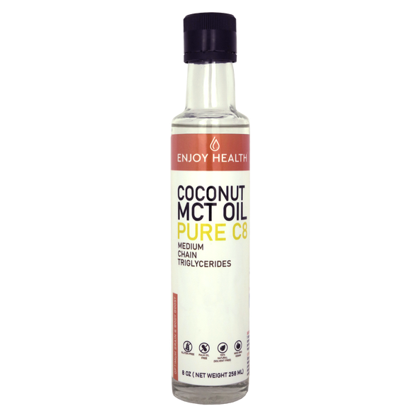 Enjoy Health Pure C8 MCT Oil 250ml - Foodsource PH