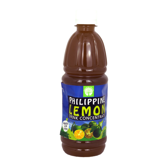Essential Fruits Philippine Lemon (calamansi)  Drink Concentrate 500ml - Foodsource PH