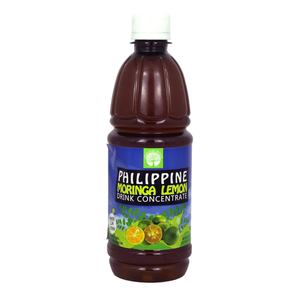 Essential Fruits Philippine Lemon (calamansi) with Moringa 500ml - Foodsource PH