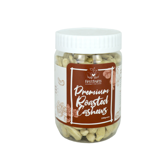 Firstfruits Premium Roasted Cashews 230g