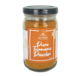 Firstfruits Pure Turmeric Powder 85g