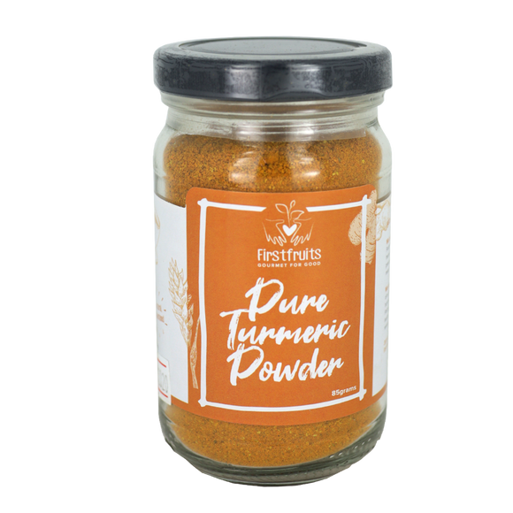 Firstfruits Pure Tumeric Powder 85g