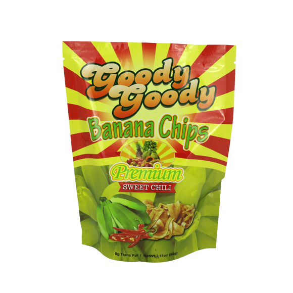Goody Goody Banana Chips Premium Sweet Chili