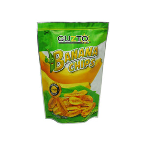 Guzto Banana Chips Regular 100g