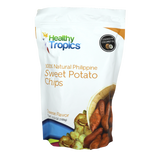 Healthy Tropics Sweet Potato Chips Snack Pack Cheese