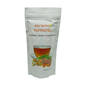 Iida Farms Turmeric Ginger Lemongrass 200g - Foodsource PH