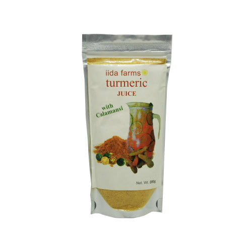 Iida Farms Turmeric Juice with Calamansi 200g - Foodsource PH