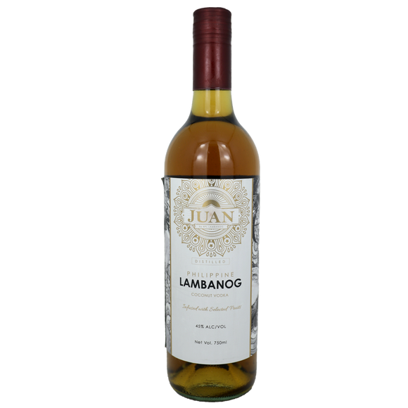 Juan Lambanog Infused with Mixed Fruits 750ml - Foodsource PH