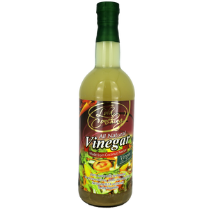 Lola Conching's All Natural Vinegar Virgin with Mother of Vinegar 750ml