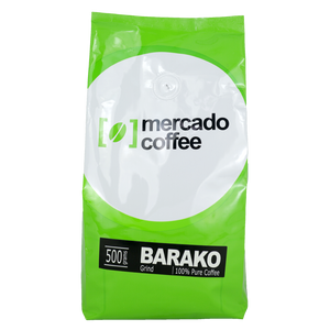 Mercado Coffee Barako Blend 500g - Foodsource PH