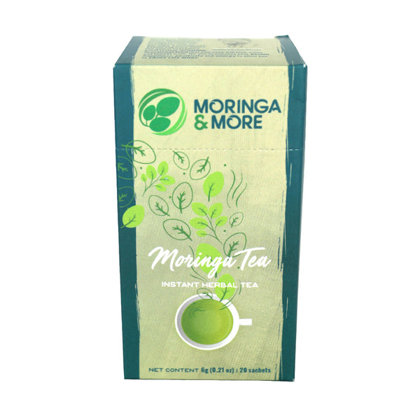 Moringa & More Moringa Tea Instant Herbal Tea