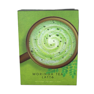 Moringa & More Moringa Tea Latte