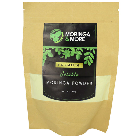 Moringa & More Premium Soluble Moringa Powder