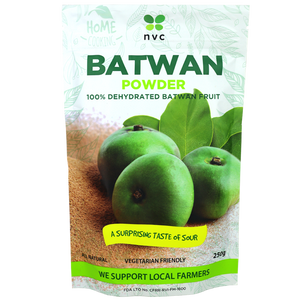 NVC Batwan Powder 100% Dehydrated Batwan Fruit250g