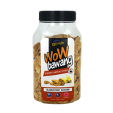 Nut 'n Else WOW BAWANG Chips Flat Jar 165g