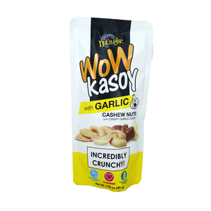 Nut 'n Else WOW KASOY Pouch 80g - Foodsource PH