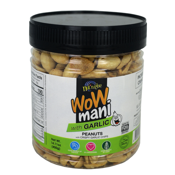 Nut 'n Else WOW MANI Medium 400g - Foodsource PH