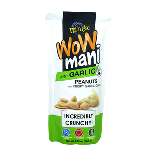 Nut 'n Else WOW MANI Pouch 100g