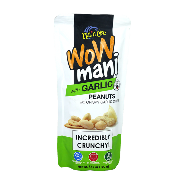 Nut 'n Else WOW MANI Pouch 100g - Foodsource PH