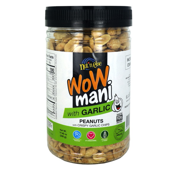 Nut 'n Else WOW MANI Large 550g - Foodsource PH