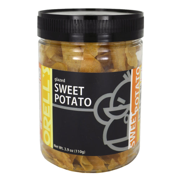 Orell's Glazed Sweet Potato 110g