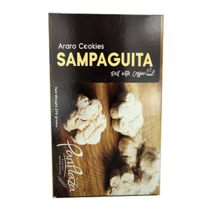 Pan Plaza Bakery Sampaguita Araro Cookies Box 275g