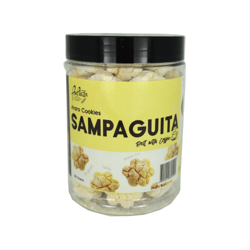 Pan Plaza Bakery Sampaguita Araro Cookies Jar 500g - Foodsource PH