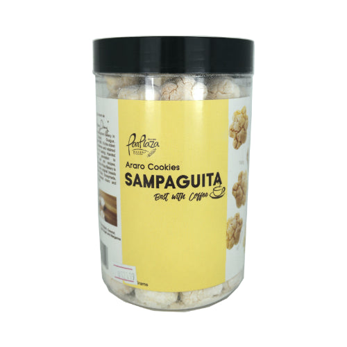 Pan Plaza Bakery Sampaguita Araro Cookies Jar 600g