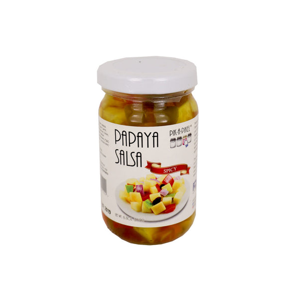 Pik-a-pikel Papaya Salsa Spicy 250g