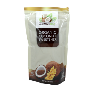 Quezon's Best Organic Coconut Sweetener 250g